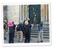 Camino de Santiago Tour, November 3, 2013
