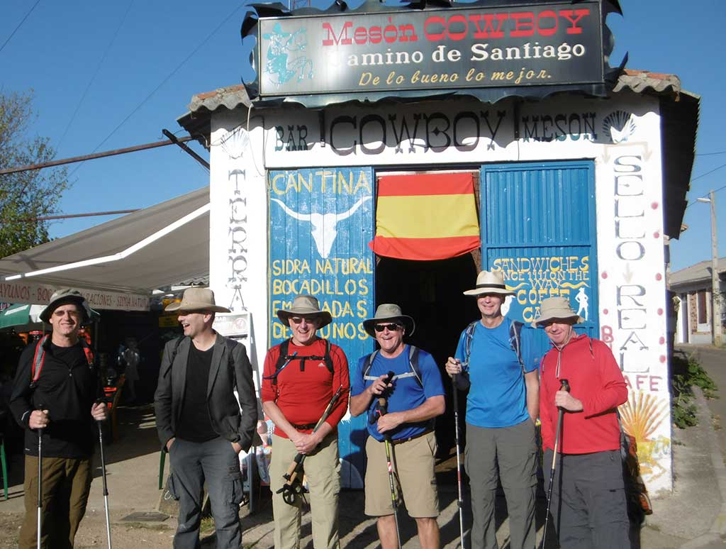 Camino de Santiago - October 11, 2017