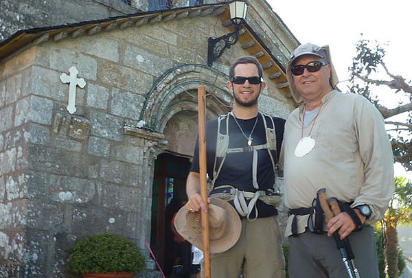 Camino de Santiago Tour, June 15, 2015