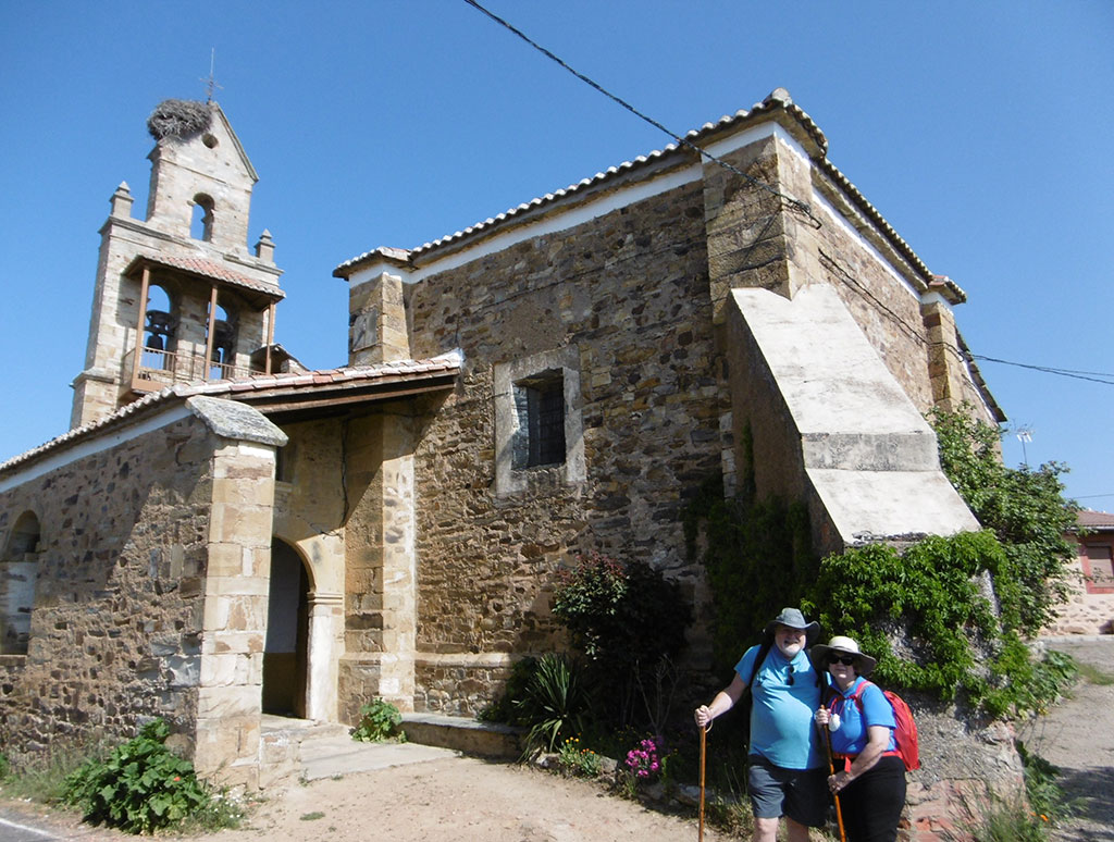 Camino de Santiago Tour - May 16, 2018