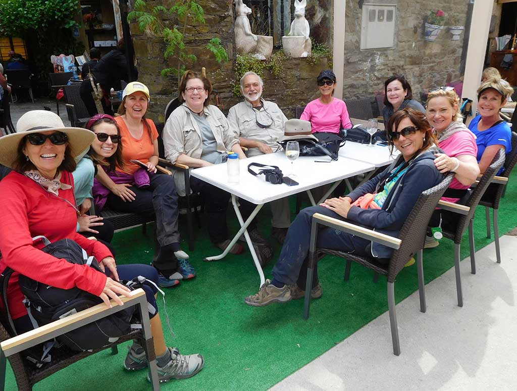 Camino de Santiago Tour - May 21, 2018