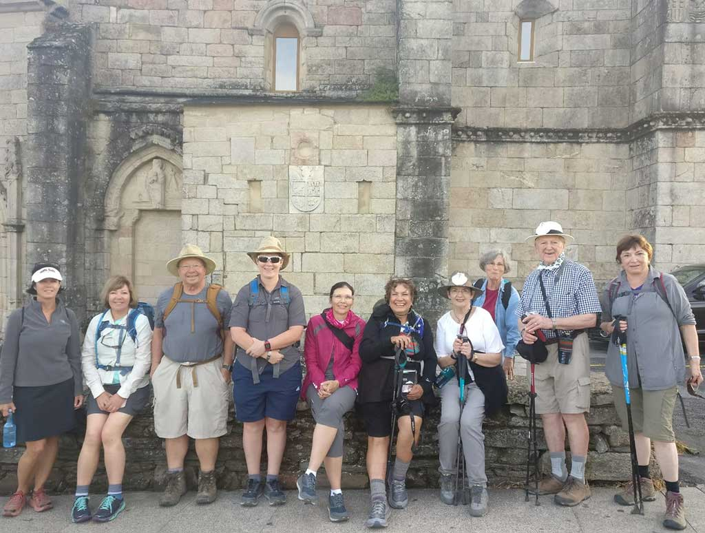 Camino de Santiago Tour - September 24, 2018