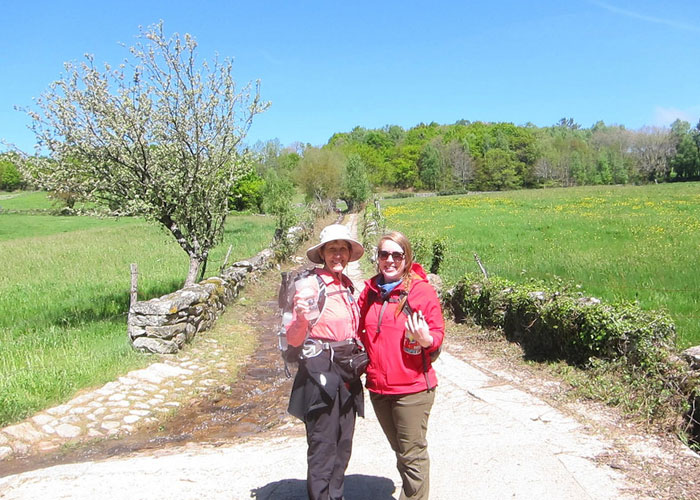 Camino de Santiago - April 28, 2014