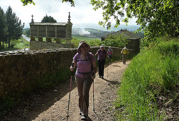 Camino de Santiago Tour, May 4, 2015