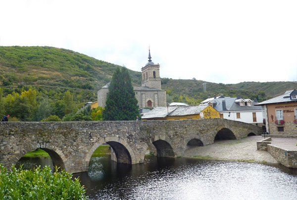Camino de Santiago Tour, October 5, 2015