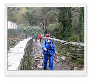 Camino de Santiago Tour, November 7, 2010