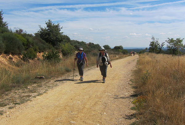 Camino de Santiago Tour, September 9, 2015