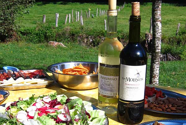 Gourmet Picnics on Fresco Tours Guided Walks