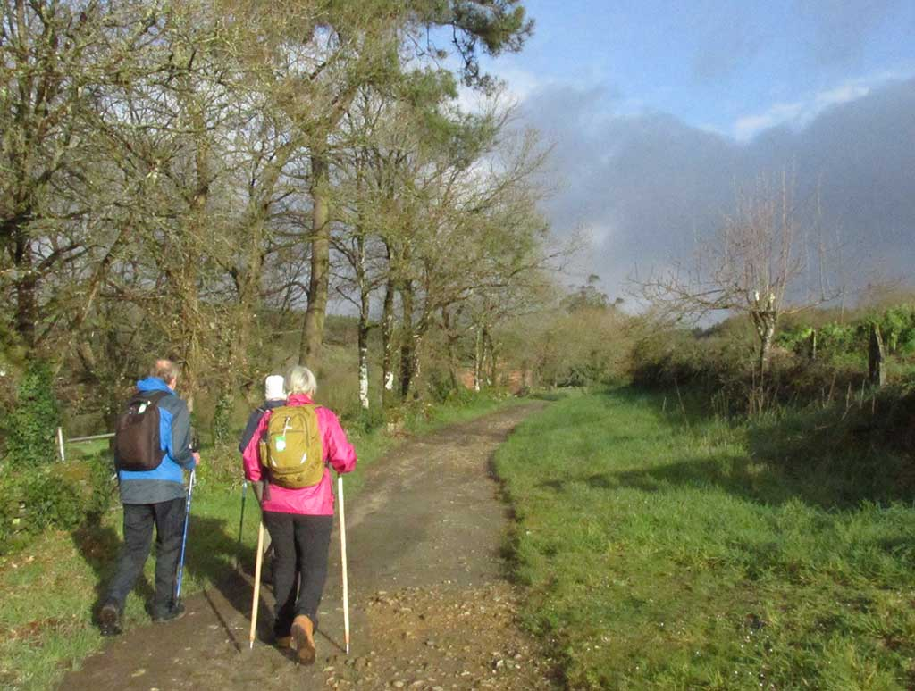 Camino de Santiago (A Kinder Camino) - April 11, 2018