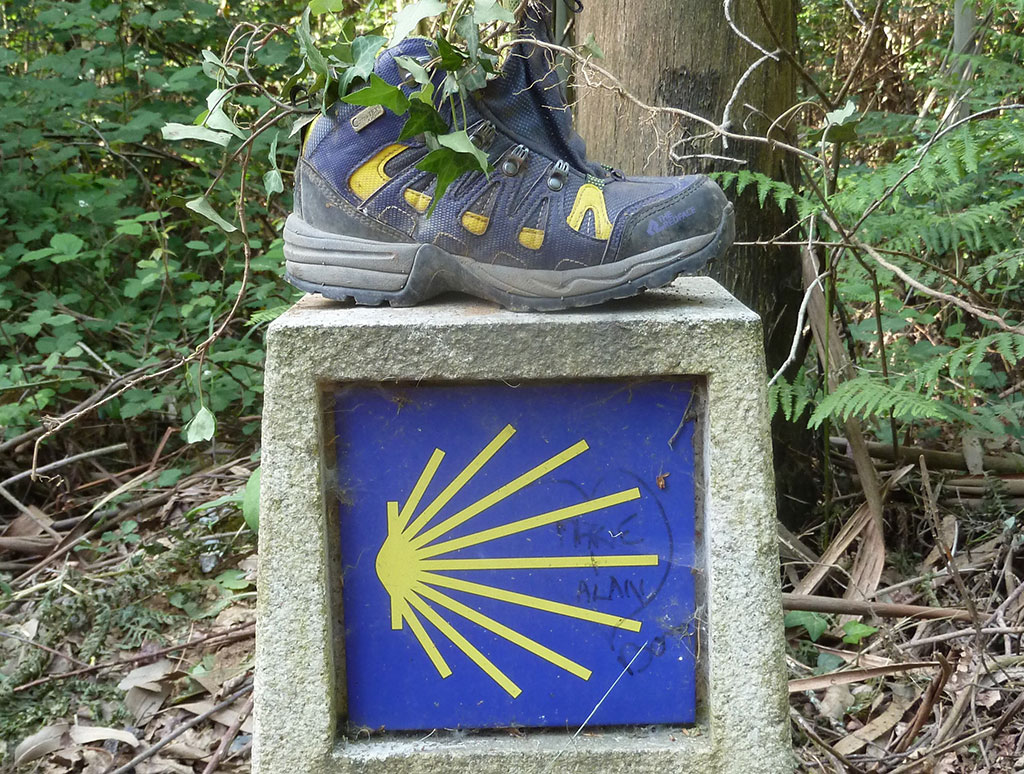 A Kinder Camino Tour, May 15, 2017