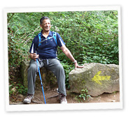 Camino de Santiago Tour, June 16, 2014