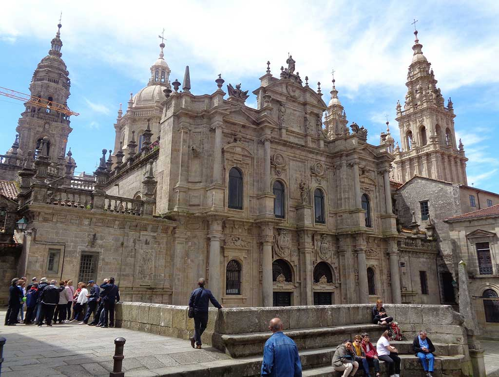Camino de Santiago Tour - May 23, 2018