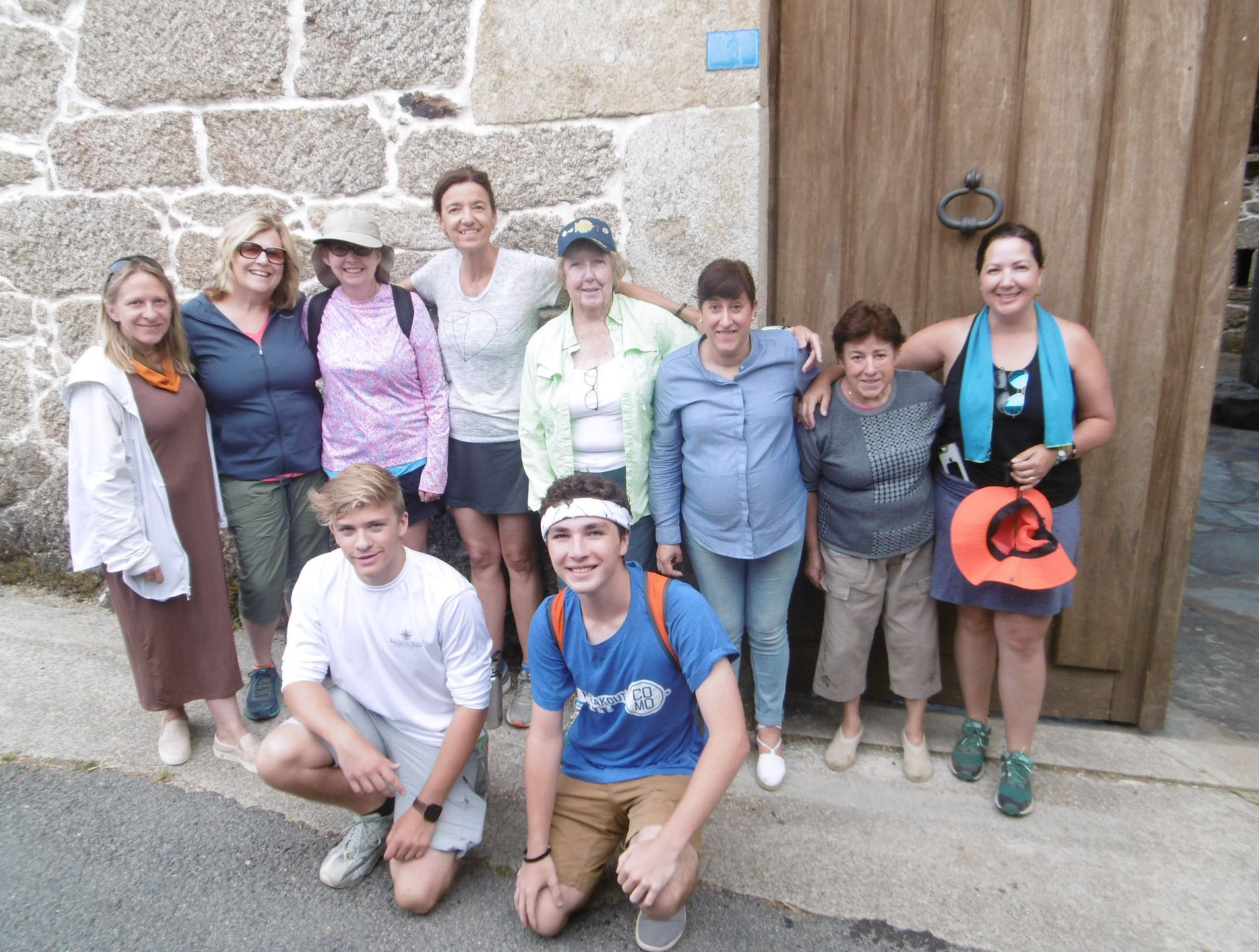 Camino de Santiago Tour - July 8, 2019