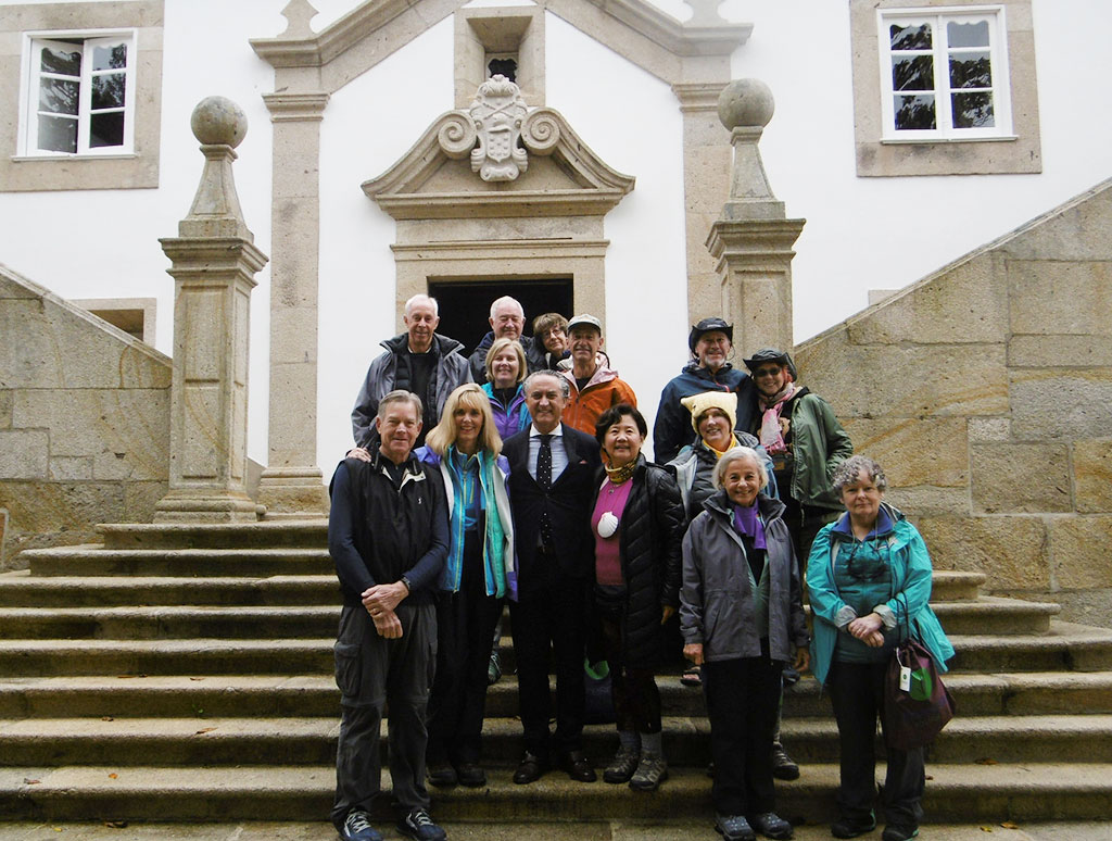 Camino de Santiago Tour (A Kinder Camino Portugues) - April 30, 2018