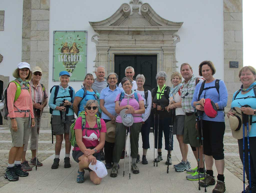 Camino de Santiago Tour (A Kinder Camino Portugues) - September 3, 2018