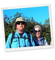 Camino de Santiago Tour Customers
